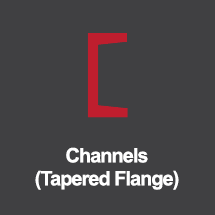 channels-tapered-flange