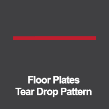 floor-plates-tear-drop-pattern